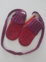 Moufle tricot motif jacquard bébé Mexx