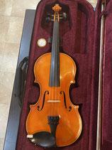 5727番 チェコ製Anton Kreuzinger 1978年製  4/4  完全整備済!タカス製弓&角型新品ケースが付属!あたたかみのある音色で非常によく響く高音質バイオリン!音質重視の方にもオススメ!