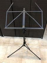 【譜面台】 GRAZIOSO製 MS01A アルミ製折りたたみ式譜面台
