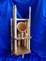 Ständer für das woodARTmusic Alphorn