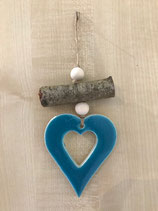Coeur Bohême turquoise