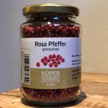 Rosa Pfeffer getrocknet