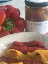 Filetti di Peperone Sott' Olio(U' Barunieddu)