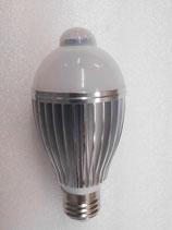 LED-Birne E27 10W 800Lm 3000K mit BWM