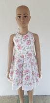Drehkleid Leni Rosentraum rosa/weiß