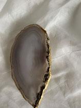 ACHAT-SOCKET weiss natur gross
