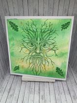 Green Man 21