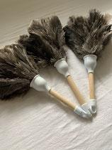 Feather dusters met struisvogelpluimen