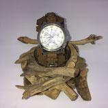 "Lederarmband mit Uhr ""Festina"" (LU001)"