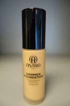 Shimmer Foundation - 02 Honey