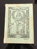 Nidwaldner Kalender 1948 (antiquarisch)