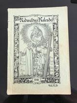 Nidwaldner Kalender 1946 (antiquarisch)