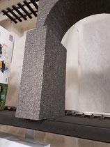 Art.-Nr. 17.111 Pfeiler  Breite 150 x Breite 70 x Höhe 240 mm