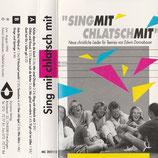 Edwin Donnabauer - Sing mit chlatsch mit (Neue christliche Lieder für Teenies)