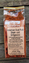Angel Dust Rub Grillgewürz