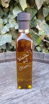 Knoblauch auf Olivenöl
