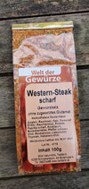 Western Steak - scharf