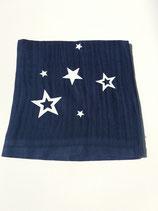 Noschi marineblau mit Leuchtsternen
