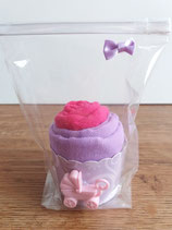 Cup Cakes pink/lila