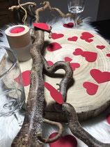 """Déco de table """"Love"""""""