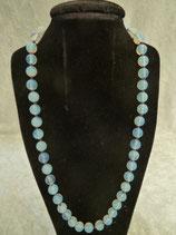 Halskette Opalit