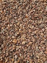 Granella di cacao crudo