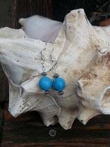 Perlen Ohrringe Kardamena