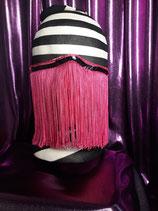 Fringe Pocket Mask with sequin trim (1 layer of Fringe)