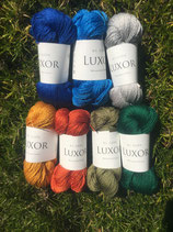 LUXOR MERCERIZED COTTON, 50 g, von BC-Garn