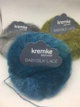 Baby Silk Lace, 25 g, Alpake mit Seide von Kremke Soul Wool