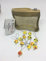 Knit Pro Maschenmarkierer Smileys