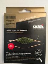 addiCraSyTrio Bambus Socken-Stricknadeln