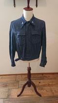 商品名1980年~1990年代(デッドストック) イタリア軍 デニムジャケット  サイズ:L 商品番号:J-011
