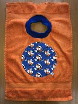 XL-Latz Füchse Ahoi auf orange