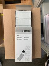Dahle Magnet 23x50mm Grau