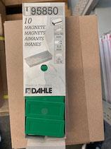 Dahle Magnet 23x50mm Grün