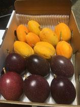 パッションフルーツとミズレモンセット1箱