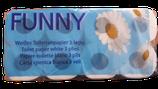 Funny Toilettenpapier, 3 lagig, 150 Blatt - 8 Rollen