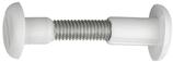 Verbindungsschraube Nylon weiss, M6