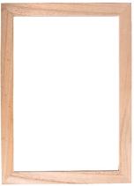 Holzrahmen einzeln