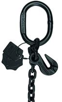1-Strang-Kettengehänge, ø 10mm, verkürzbar