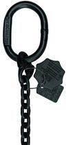 1-Strang-Kettengehänge, ø 8mm, unverkürzbar