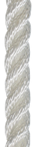 Polyamidseil ø 24,0 mm, gedreht