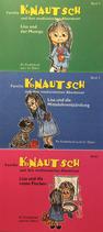 Familie Knautsch, Band 1 - 3 Deutsch