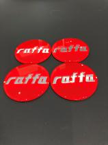 RAFFA WHEELS RS-02 & RS 03-ZENTRALVERSCHLUSS ROTE LINSEN | 18 - 20 ZOLL | AB 40€ PRO SATZ | TUNING | INDIVIDUAL |