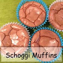 Rezept: Die leckersten Schoggi Muffins der Welt