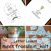 fraeulein_kalt zu Gast bei den Letter Lovers mit einer Anleitung für Glückskekse