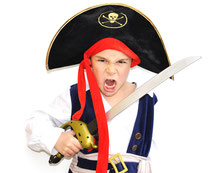 Pirate Theme Kids Birthday Party