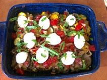 Lasagne mit Grillgemüse