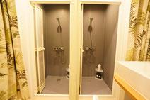 レンタルジムでシャワー利用